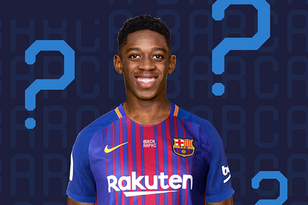 Hargreaves: Powerful Dembele Can Match Neymar, Will Win Ballon D'Or