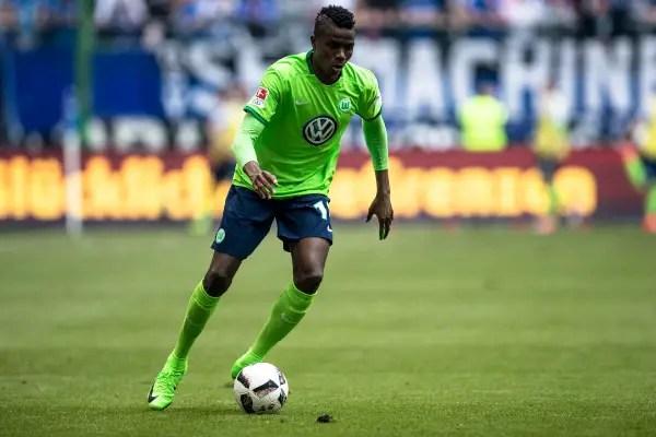 Osimhen Replaces Origi As Wolfsburg Hold Leverkusen
