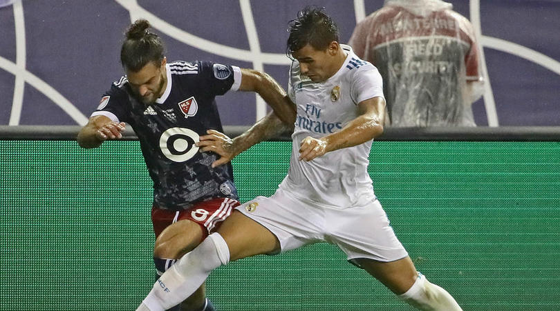 Real Madrid Beat MLS All-Stars 4-2 On Penalties To Wrap Up American Tour