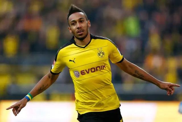 Hitzfield Reckons 'Irreplaceable' Aubameyang Makes Up 20 Percent of Borussia Dortmund