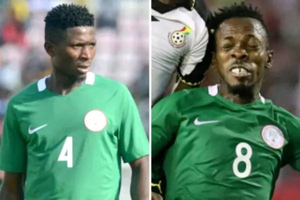 Nigeria Vs Zambia: Babalade Happy For Home Eagles Stars Aremu, Ifeanyi