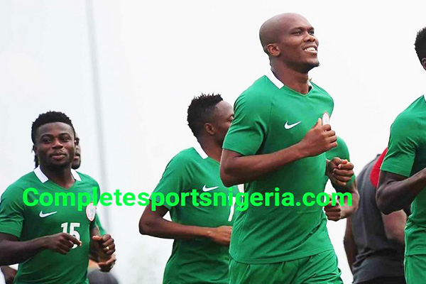 Nwakaeme: Looking Forward To My Debut, But Nigeria Victory More Important
