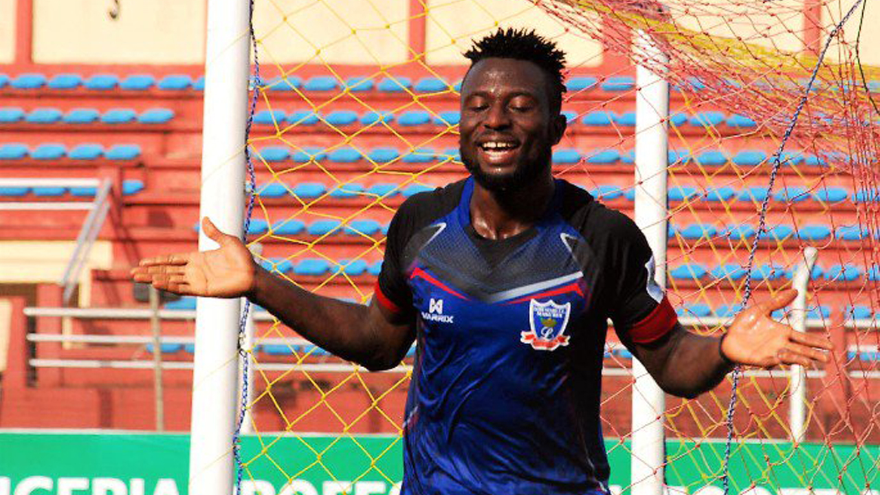 NPFL Goal King Okpotu: League Mission Completed, WAFU Cup Next