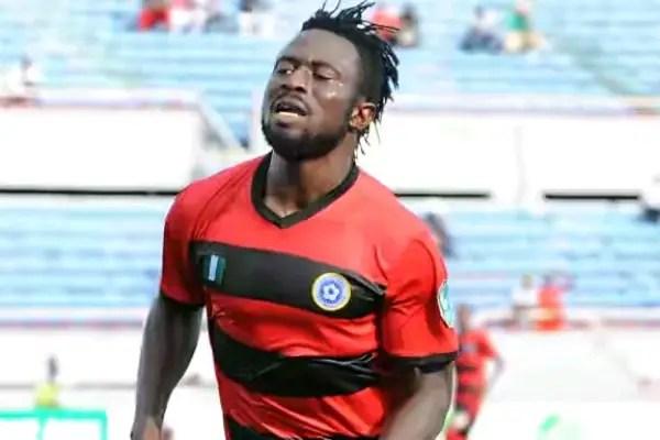 WAFU Cup: Ex-NPFL Hotshot Aneke Tips Okpotu To Shine For Nigeria In Odey's Absence