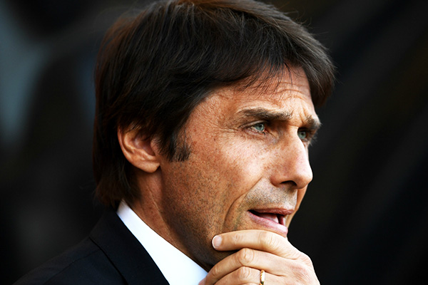 """Conte To Make Changes For """"Tricky"""" Champions League Clash Vs Qarabag"""