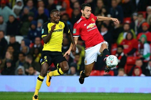Carabao Cup: Man United Draw Swansea, Chelsea Face Everton