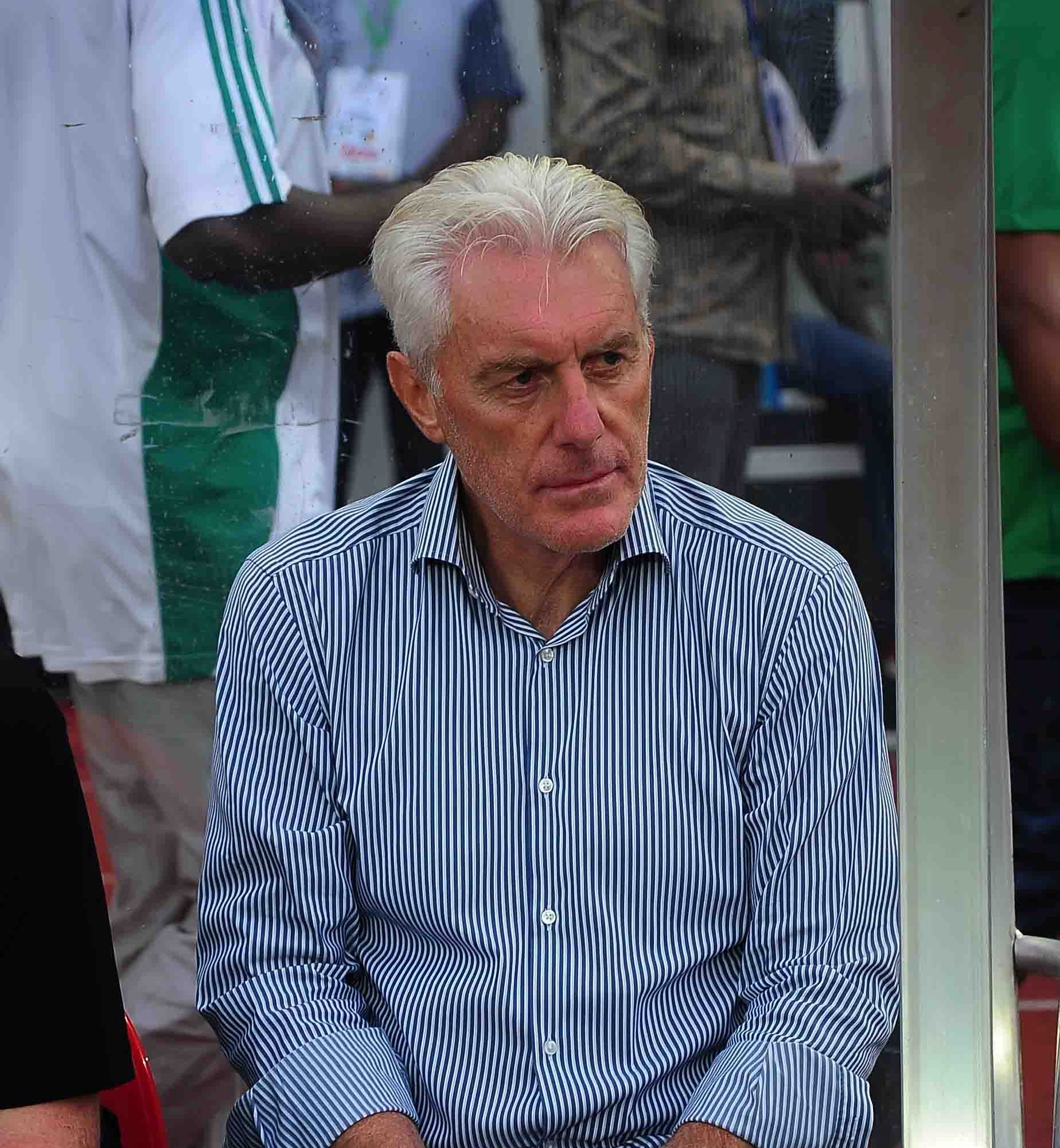 Cameroon Coach Surrenders, Admits Lions' World Cup Dream Over