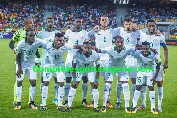 Echiejile Confident Eagles Will  Beat Zambia In Uyo