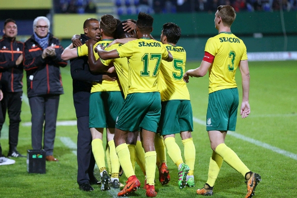 Oliseh: Fortuna Sittard Turned My Players Against Me; Club Must Pay Me Off