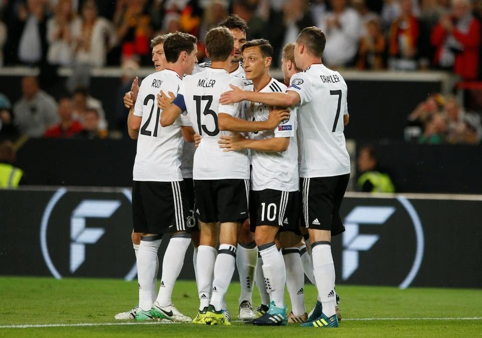 Germany, England, Denmark Win To Enhance World Cup Chances; Romania, Czech Republic Lose