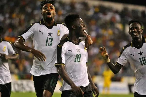 Ghana Stop Niger To Set Up WAFU Cup Final Vs Nigeria