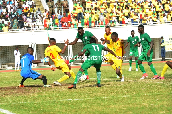 WAFU Cup: Home Eagles To Depart For Ghana On Sunday Without Rohr