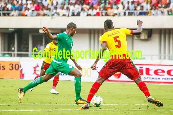 Ndidi: Superb Game, Wonderful Atmosphere; Target Lions In Yaounde!