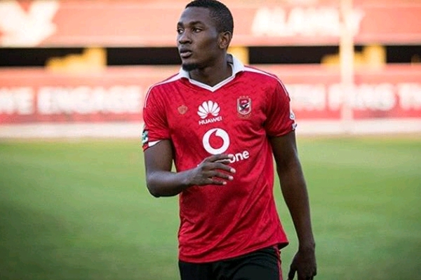 Al Ahly Bank On Ajayi For Goals Against Ismaily