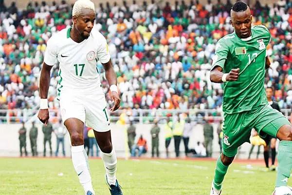 NIGERIA VS ZAMBIA: Five Interesting Facts About Super Eagles Vs Chipolopolo Encounters
