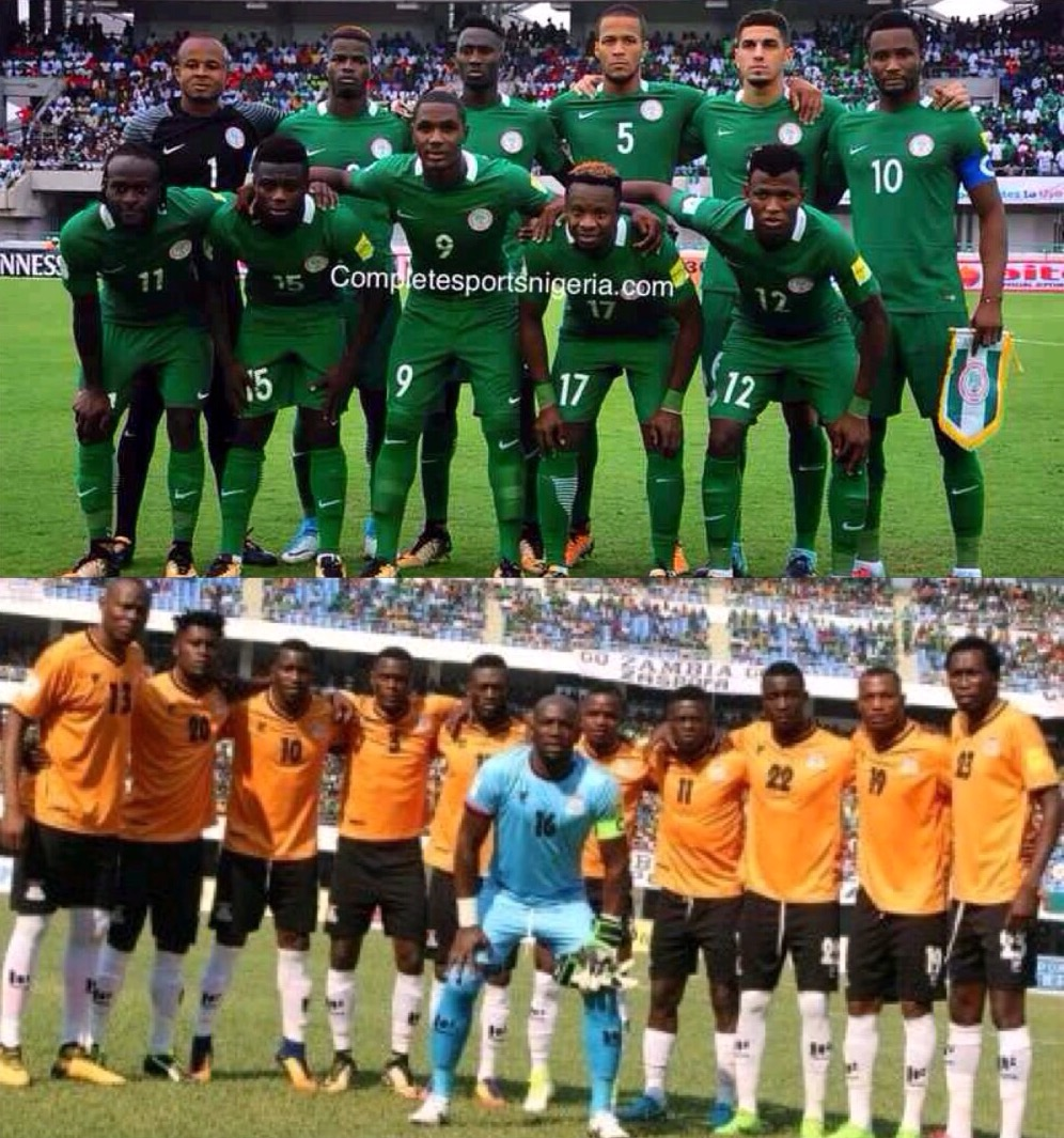 Zambia Confirm Ghana Camp For Eagles Clash, To Hit Nigeria Wednesday