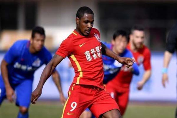 Stoke City Join Race To Sign Ighalo
