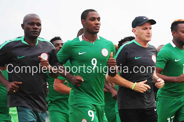Ighalo: I'm Not Under Pressure To Score Vs Cameroon