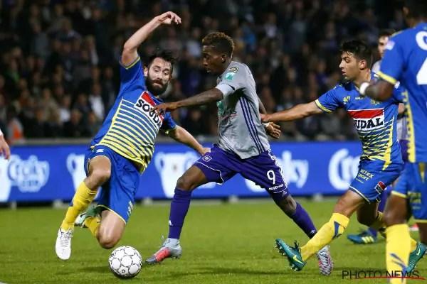 Onyekuru Thrilled To Score Match Winner For Anderlecht In Belgian Cup