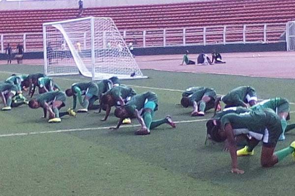 Tanzania Vs Nigeria: Hosts Slash Gate Fees, Calls For a Massive Support Against Falconets