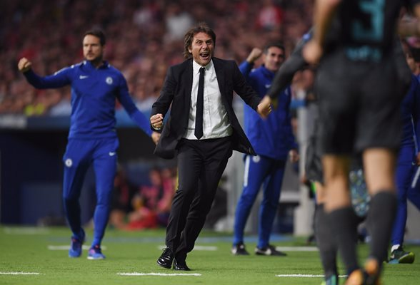 Champions League: Conte Praises Chelsea Stars After Win Over Atletico