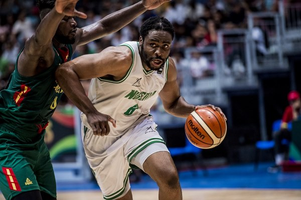 Nigeria's D'Tigers Edge Cameroon To Qualify For  2017 AfroBasket Semi-Finals