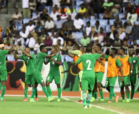 REVEALED: Reasons Super Eagles Are Not Paid Match Bonuses At WAFU 2017