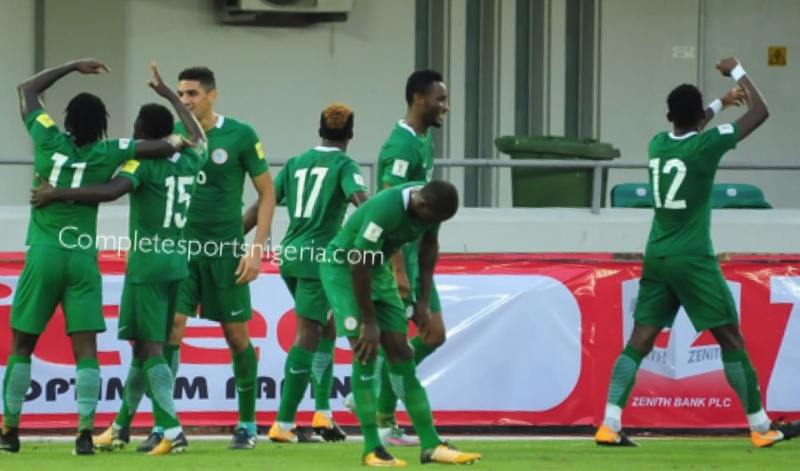 Ogu Expects 'High Tempo' Match, Eagles'  Victory In Yaounde