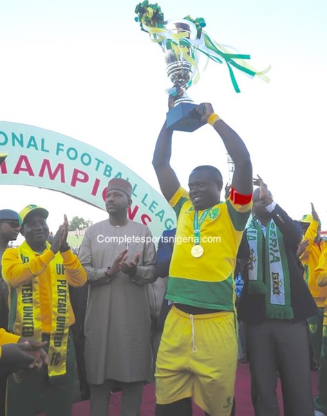 Ezeji: How Plateau United, MFM, Enyimba Can Make Successful Continental Campaigns