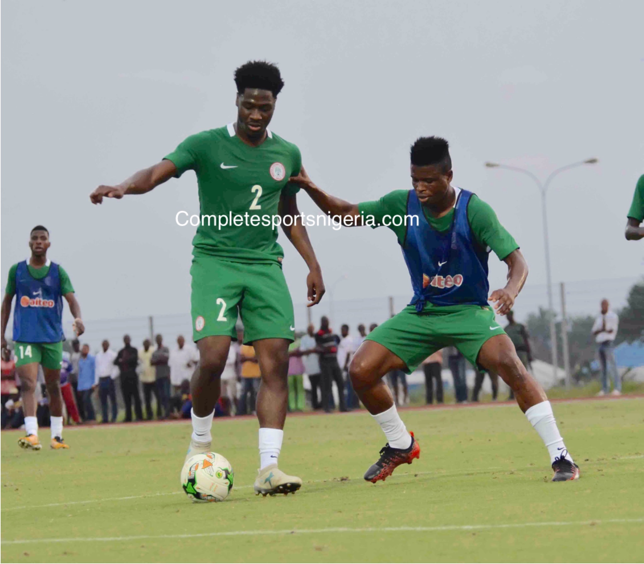 FIFA Finally Clears Aina To Play For Nigeria
