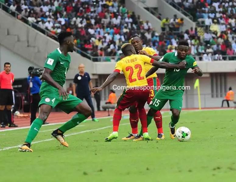 Cameroon Vs Nigeria: Super Eagles Target 34 Game Unbeaten Run In World Cup Qualifiers