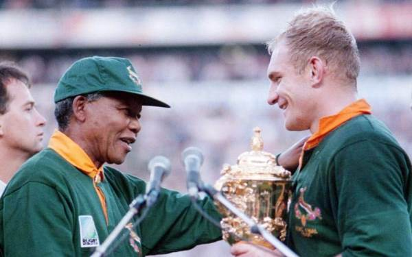 Odegbami: How Nelson Mandela Led Me To Discover The Power Of Sport That Can Transform Nigeria!