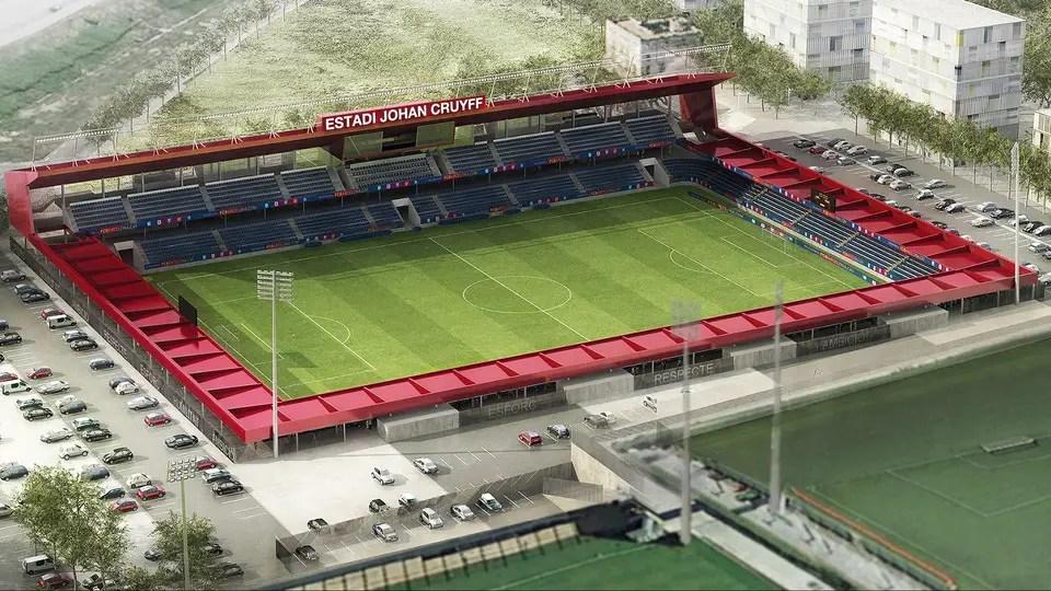 [Video] Watch Barcelona's New Stadium Named After Club Legend Johan Cruyff