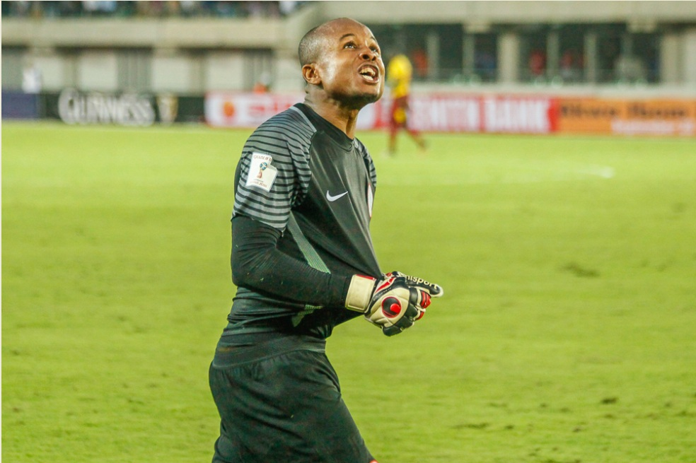 Ezenwa: My Reaction After Rohr Told Me I Would Start Against Cameroon
