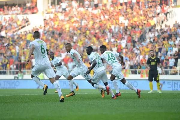 Troost-Ekong's Goal Can't Save Bursaspor From Defeat