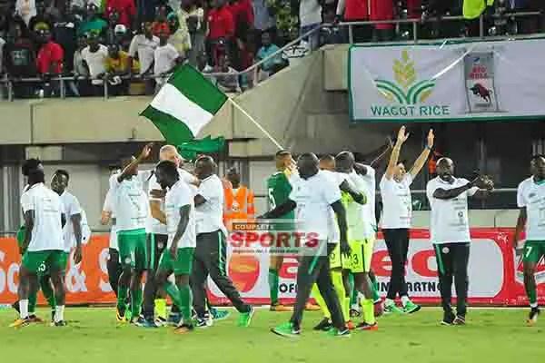 Takeaways As Super Eagles Overcome Boastful  Zambia