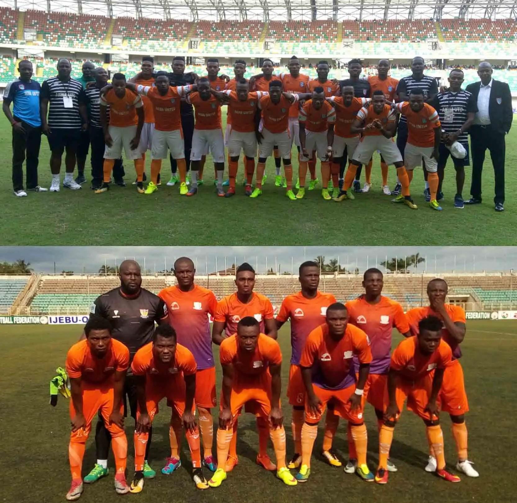 Aiteo Cup: Akwa vs Sunshine Semi-Final 2nd Leg Moved To Sunday