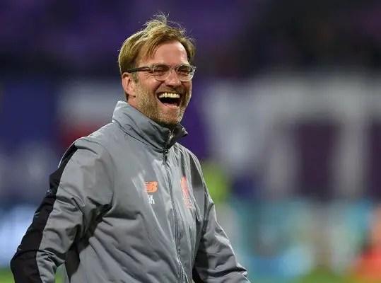 Klopp Hails Liverpool's 'Wonderful Football'  In Maribor Thrashing 