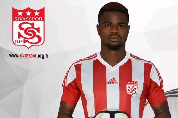 Sivasspor Certify Echiejile Fit To Face Omeruo's Kasimpasa