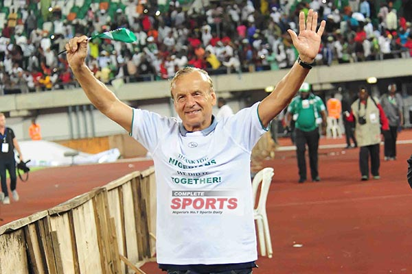 Amokachi: Friendlies Will Make Rohr's World Cup Squad Selection Easier