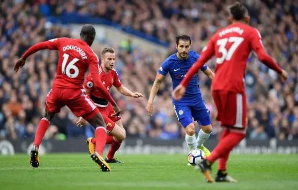 Moses Praises Chelsea Teammates After 'Massive' Win Vs Watford