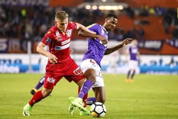 Alhassan Sets Sights On Derby Vs Rapid After 'Frustrating' Europa Defeat