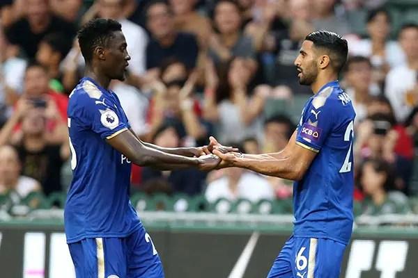 Eagles Star Ndidi, Algeria Forward Mahrez Get Top Ratings In Leicester Win Vs Everton