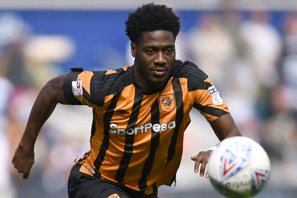 Aina Rated Average In Hull's Home Defeat To Bristol City