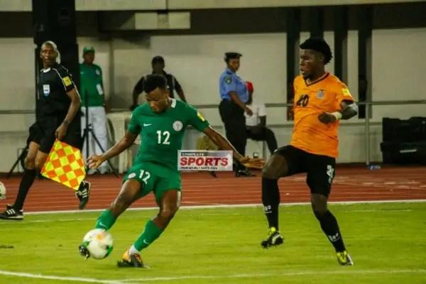 Abdullahi Dedicates CAF Best XI Nomination To Nigeria Teammates, Fans