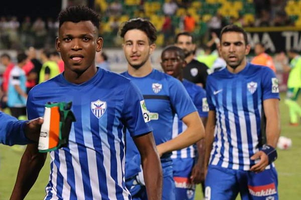 Abdullahi Delighted To Return For Anorthosis After Suspension