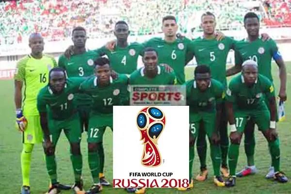 Algeria vs Nigeria: Win N25,000 In Complete Sports Predict & Win Competition