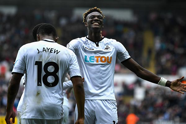 ROAD TO RUSSIA: Should NFF Continue To Pursue Tammy Abraham?