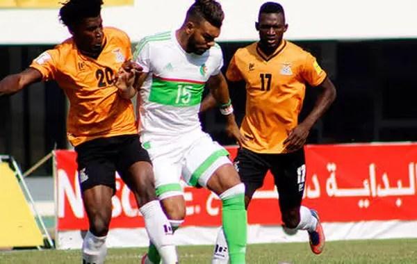 FIFA Appoint Gabonese, Burkinabe Officials For Algeria Vs Nigeria Clash