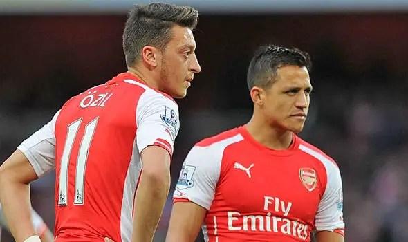 Iwobi: Sanchez, Ozil Departure Will Set Arsenal Back